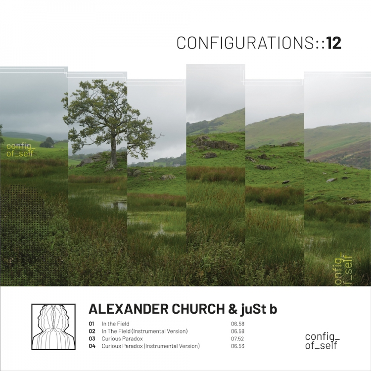 Configurations 12 by Alexander Church & juSt b. Art by Configurations of Self