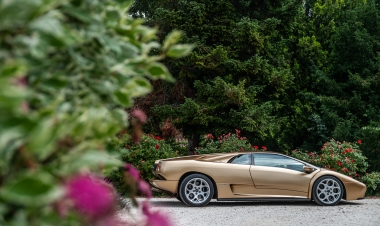 30th Anniversary of Lamborghini Diablo