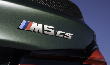 The new BMW M5 CS