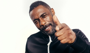 No More Looking Back by Idris Elba & Inner City featuring Steffanie Christi'an