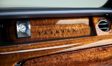 The Rolls-Royce Koa Phantom