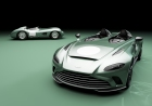 The Aston Martin DBR1 custom V12 Speedster
