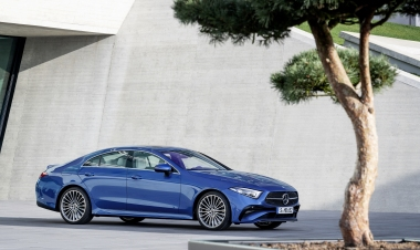 Mercedes-Benz CLS range gets un upgrade
