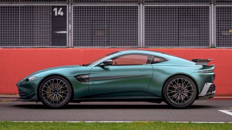 Aston Martin Vantage F1 Edition. Photo by Aston Martin Lagonda Limited