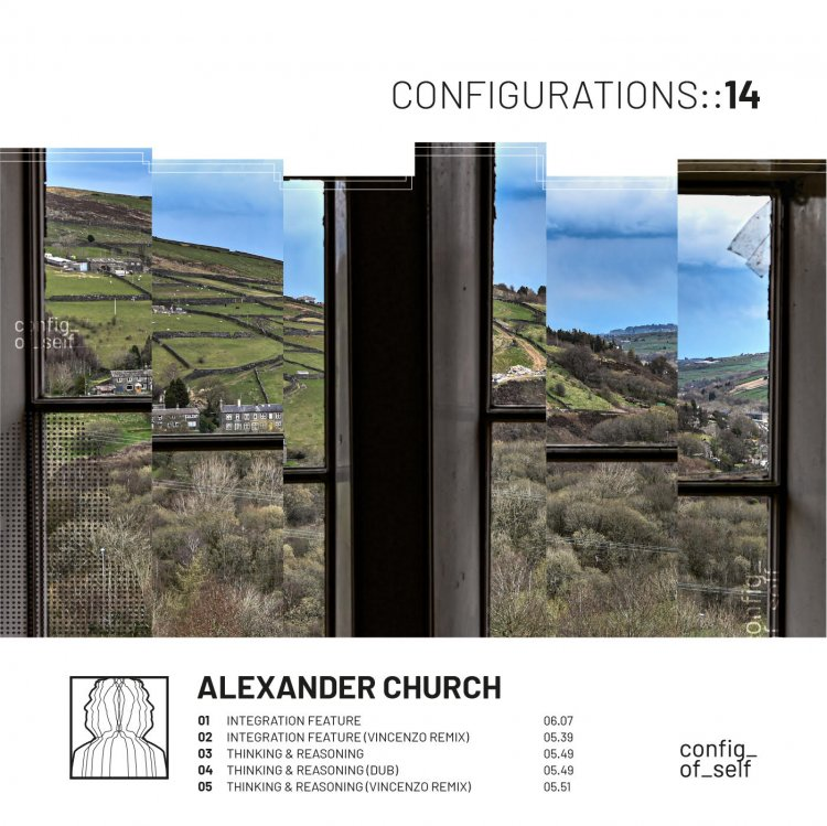 Integration Feature by Alexander Church. Art by Configurations of Self