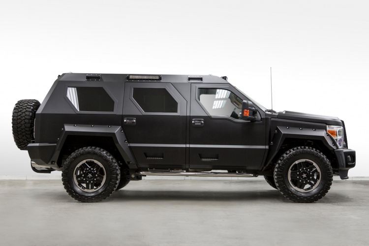 USSV Rhino GX. Photo by US Specialty Vehicles