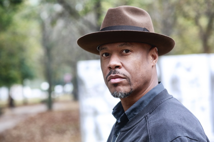 The Blueprint EP by Robert Hood. Photo by Marie Staggat