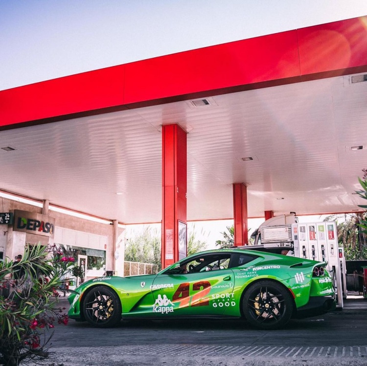 Gumball 3000 2022. Photo by Gumball 3000