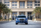 The Bentley Mulsanne Grand Limousine by Mulliner
