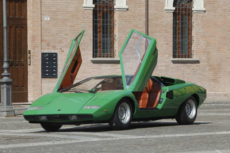 5 things about Lamborghini you did not know. Photo by Automobili Lamborghini S.p.A.